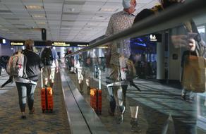 შაბათ-კვირას 441,000 საჰაერო მოგზაურობა განხორციელდა