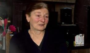 Мать Зазы Гахеладзе пыталась покончить жизнь самоубийством