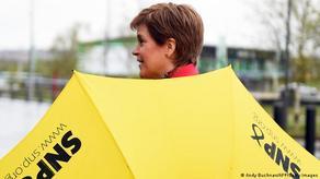 შოტლანდიის საპარლამენტო არჩევნებში დამოუკიდებლობის მომხრეები ლიდერობენ