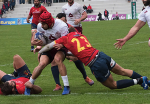 Georgia's national rugby team defeats Portugal