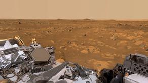 NASA-მ მარსზე გადაღებული პანორამული გამოსახულება გაავრცელა - VIDEO