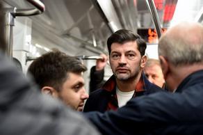 Kakha Kaladze: New subway cars will serve population