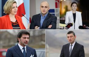 Survey: Which Tbilisi mayor candidate likely to win in upcoming elections?