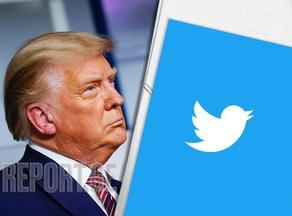 Twitter blocks Trump's account