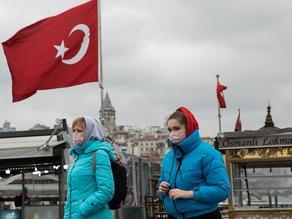 თურქეთში COVID 19-ით გარდაცვლილთა რიცხვი 4,340-მდე გაიზარდა