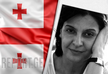 Ливанская писательница Иман Хумайдан приехала в Грузию