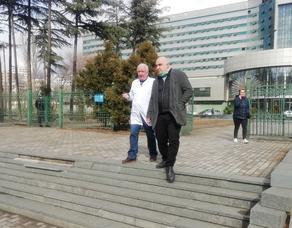 Последние данные из Республиканской больницы в Тбилиси