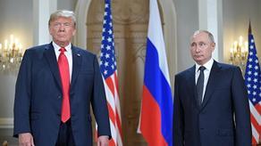 Между лидерами США и России состоялся телефонный разговор