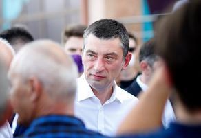Гахария открыл новые офисы партии За Грузию в Аджарии