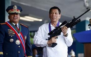 ფილიპინების პრეზიდენტმა მოქალაქეებს კორუფციონერი ჩინოვნიკებისთვის სროლის ნებართვა მისცა
