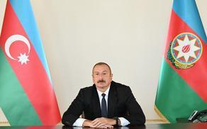 Алиев: Еще шесть азербайджанских сел освобождены от оккупации
