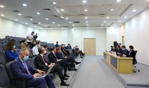 Министр ВД проинформировал дипломатов об акции 8 ноября