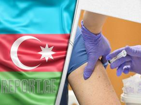 В Азербайджане вакцинировали 526 тыс. человек