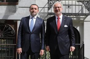 Гарибашвили: Грузию и Латвию связывают долгосрочные партнерские отношения