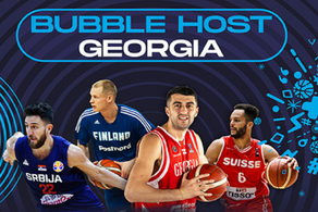 Georgia to host matches of Group E of the Eurobasket qualification stage