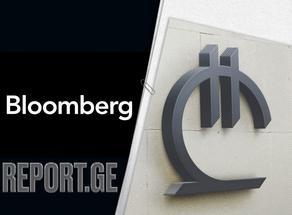 Один доллар на Bloomberg стоит 3,1100  лари