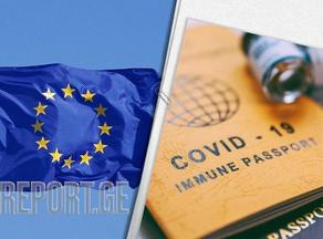 Covid certificates partially enacted in EU