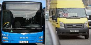 მიკროავტობუსით მგზავრობის შემდეგ ავტობუსში გადაჯდომისას, შესაძლოა, მგზავრობა უფასო გახდეს