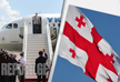 Ukrainian Prime Minister leaves Georgia