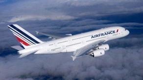 Air France ერაყისა და ირანის ტერიტორიებზე ფრენებს წყვეტს