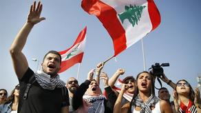 Fifty-four injured in the protest rally in Lebanon