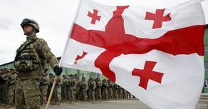 Грузинская армия переходит на казарменное положение