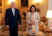 Georgian President invites Prince of Monaco to Georgia