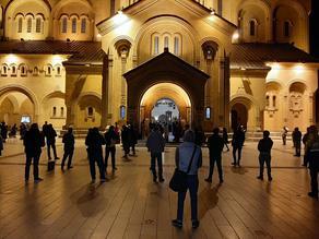 Какова ситуация в Тбилисских храмах  - ФОТО