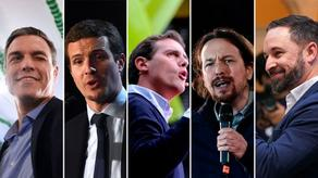 В Испании проходят очередные парламентские выборы