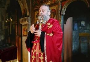 Протоиерей Тадеоз Саралидзе просит прощения