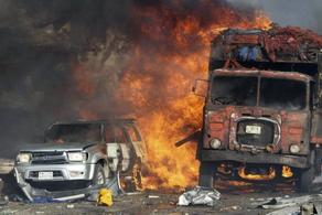 სომალიში პრეზიდენტის რეზიდენციასთან ტერორისტულ აქტს რვა ადამიანი ემსხვერპლა