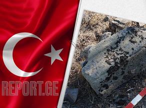 თურქეთში აფროდიტეს ტაძარი აღმოაჩინეს - PHOTO