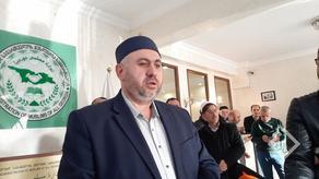 Муфтий Грузии: призываю верующих молиться дома