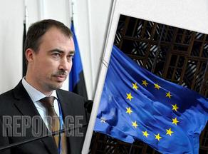 Toivo Klaar visits Azerbaijan