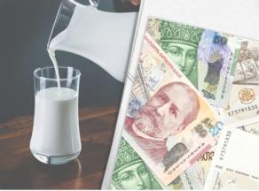 Georgia imports 25.7 tonnes of milk and cream from Azerbaijan