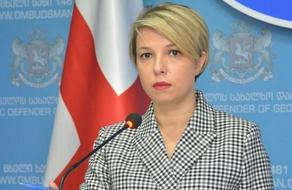Ombudsman addresses Georgian government