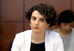 Натия Мезвришвили: Руководство Мечты ежедневно оправдывает насилие