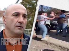 Противостояние в Дманиси - по словам Кахи Окриашвили, ранены активисты оппозиции