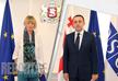 Премьер-министр встретился с Генсеком ОБСЕ
