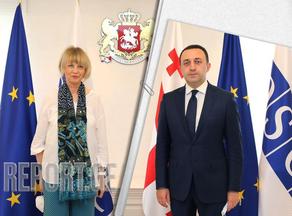 PM meets OSCE Secretary General