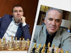 Shakhriyar Mamedyarov defeats Garry Kasparov