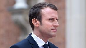 კორონავირუსის გამო მაკრონმა საფრანგეთში ვიზიტები გააუქმა