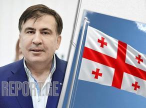 Михаил Саакашвили взял билет на рейс Киев-Тбилиси
