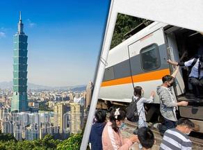 Железнодорожная катастрофа на Тайване - погибли 50 человек