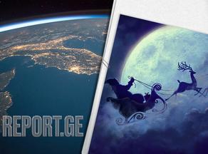 Санта Клаус полетит в космос
