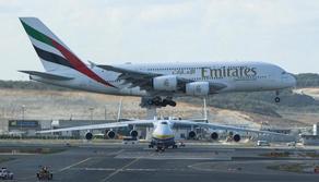 Emirates Airlines-ის თვითმფრინავი სტამბულში ავარიულად დაეშვა