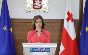 Ekaterine Tikaradze: 3500 beds are mobilized