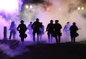 1400 человек арестованы в США на акциях протеста