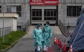 More than 19,000 doctors infected with coronavirus in Spain
