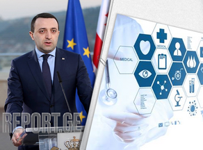 Ираклий Гарибашвили встретился с представителями сферы здравоохранения